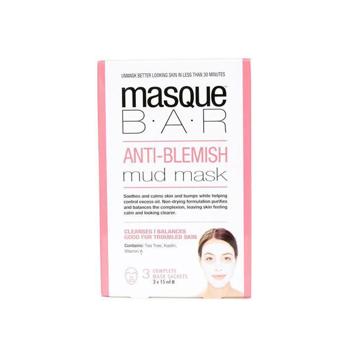 Anti Blemish Mud Mask x3