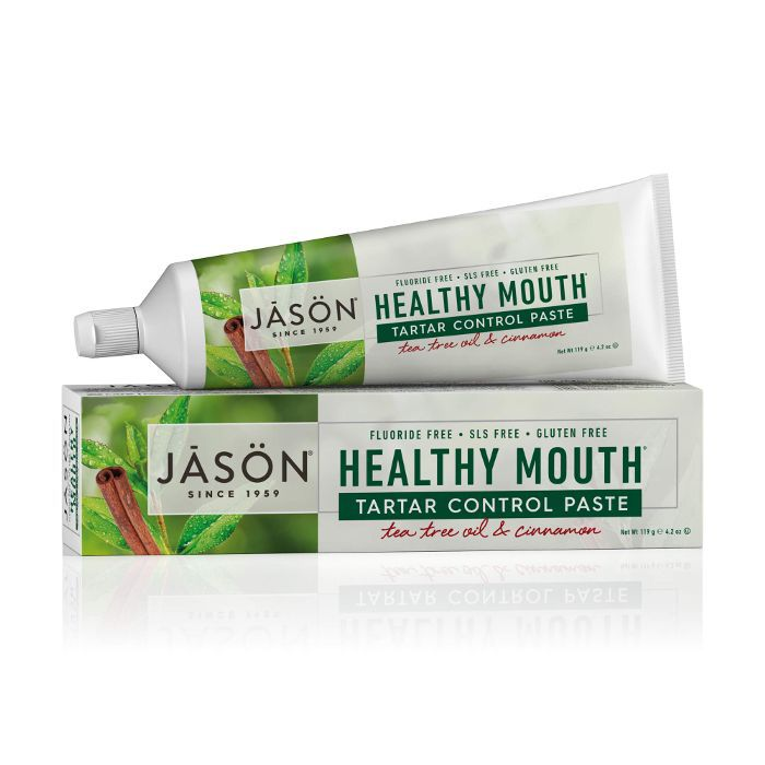 Jason Healthy Mouth Tartar Control Paste