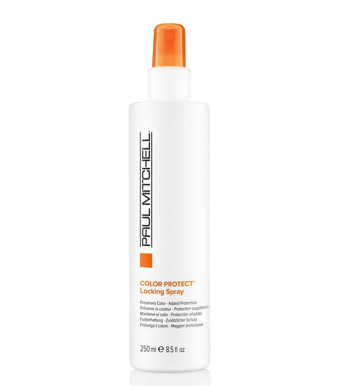 Best SPF Hair Mist: Paul Mitchell Color Care Color Protect Locking Spray