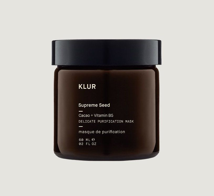 KLUR Supreme Seed Delicate Purification Mask