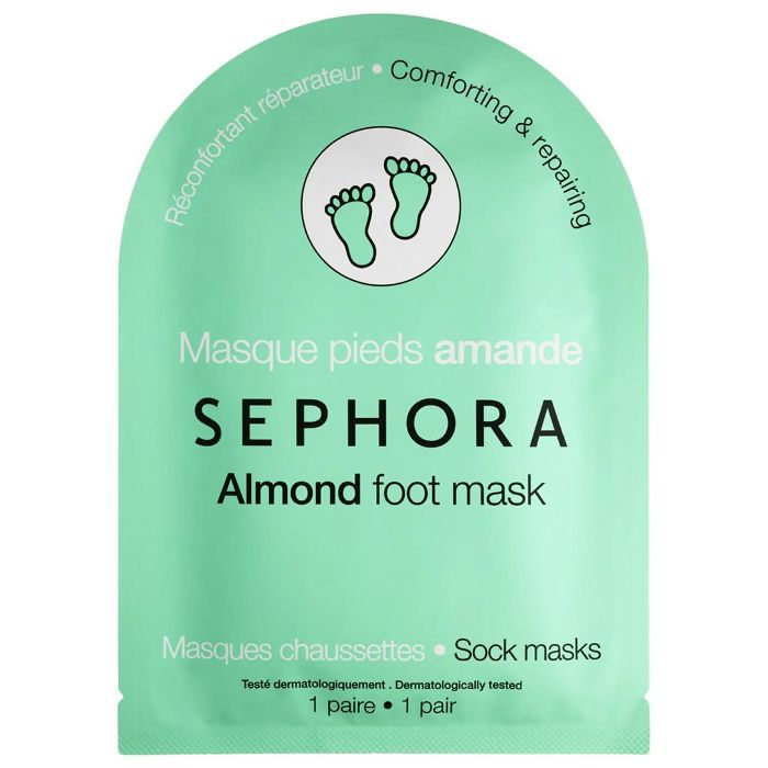 Foot Mask Almond 1 pair