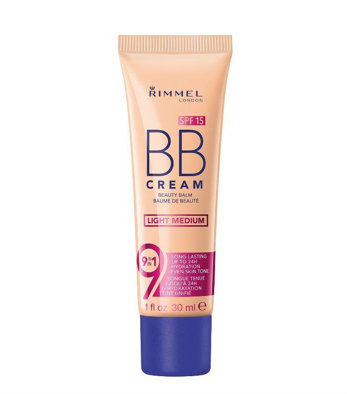 Best drugstore bb cream: Rimmel BB Cream Beauty Balm SPF25