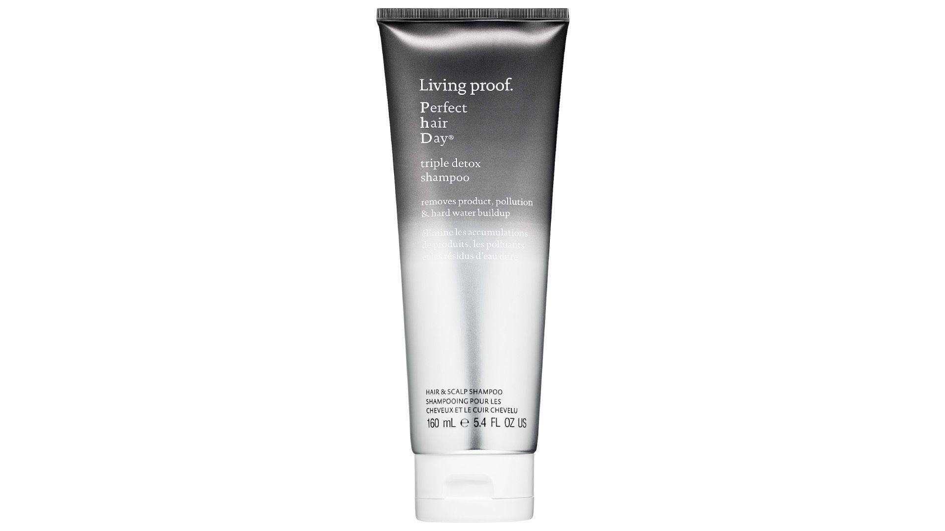 Living Proof triple detox shampoo