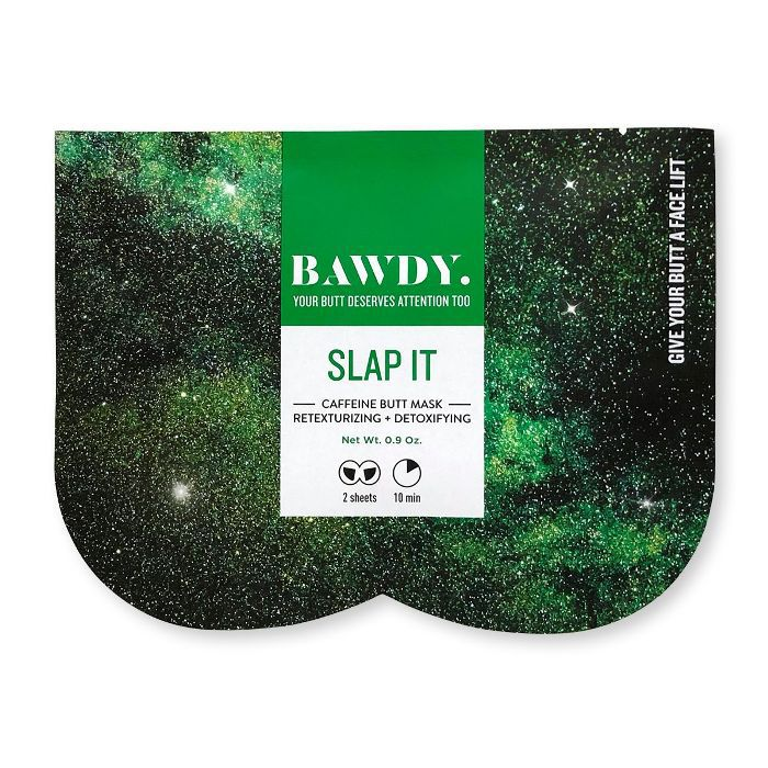 DOPE Naturally Bawdy Galaxy Kit - Butt Mask Collection