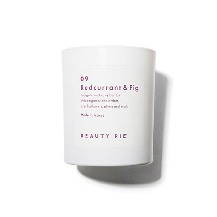Beauty Pie 09 Redcurrant and Fig Luxury Scented Candle