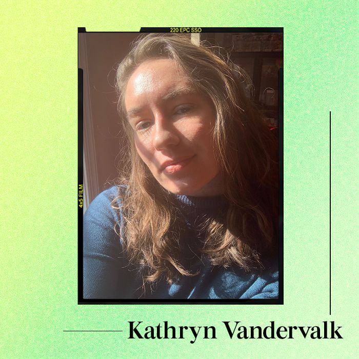 Kathryn Vandervalk, editorial and strategy director