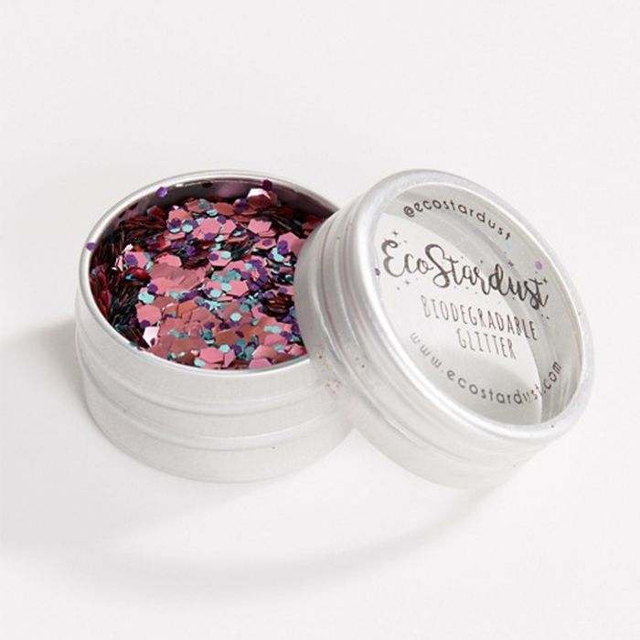 autumn winter 2018 beauty trends: Eco Stardust Biodegradable Glitter Pot in Utopia