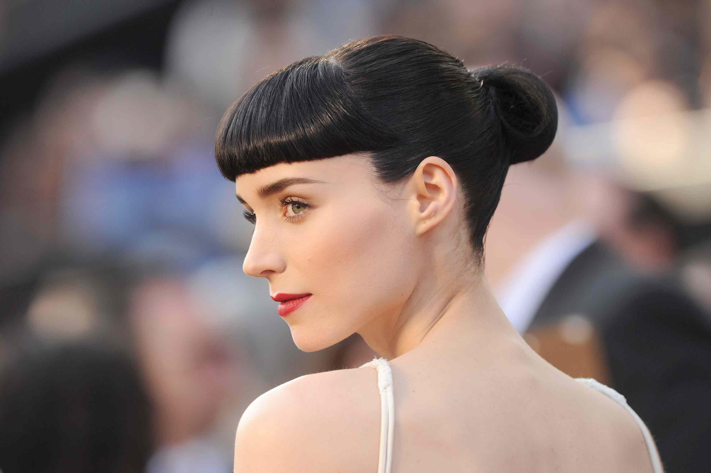 Rooney Mara Prom Hairstyles