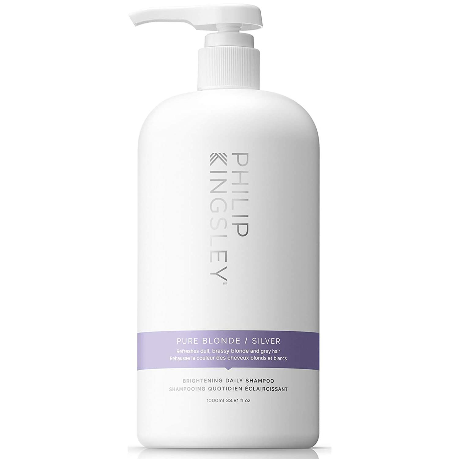 Philip Kingsley Pure Blonde-Silver Daily Brightening Shampoo