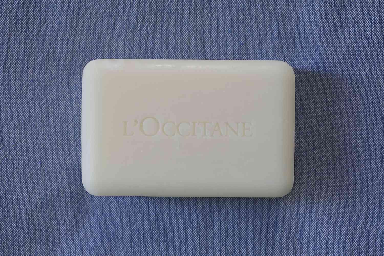 l'occitane extra-gentle lavender soap