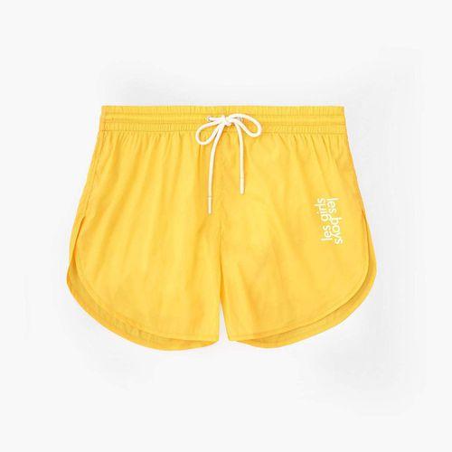 Les Girls Les Boys Nylon Shorts