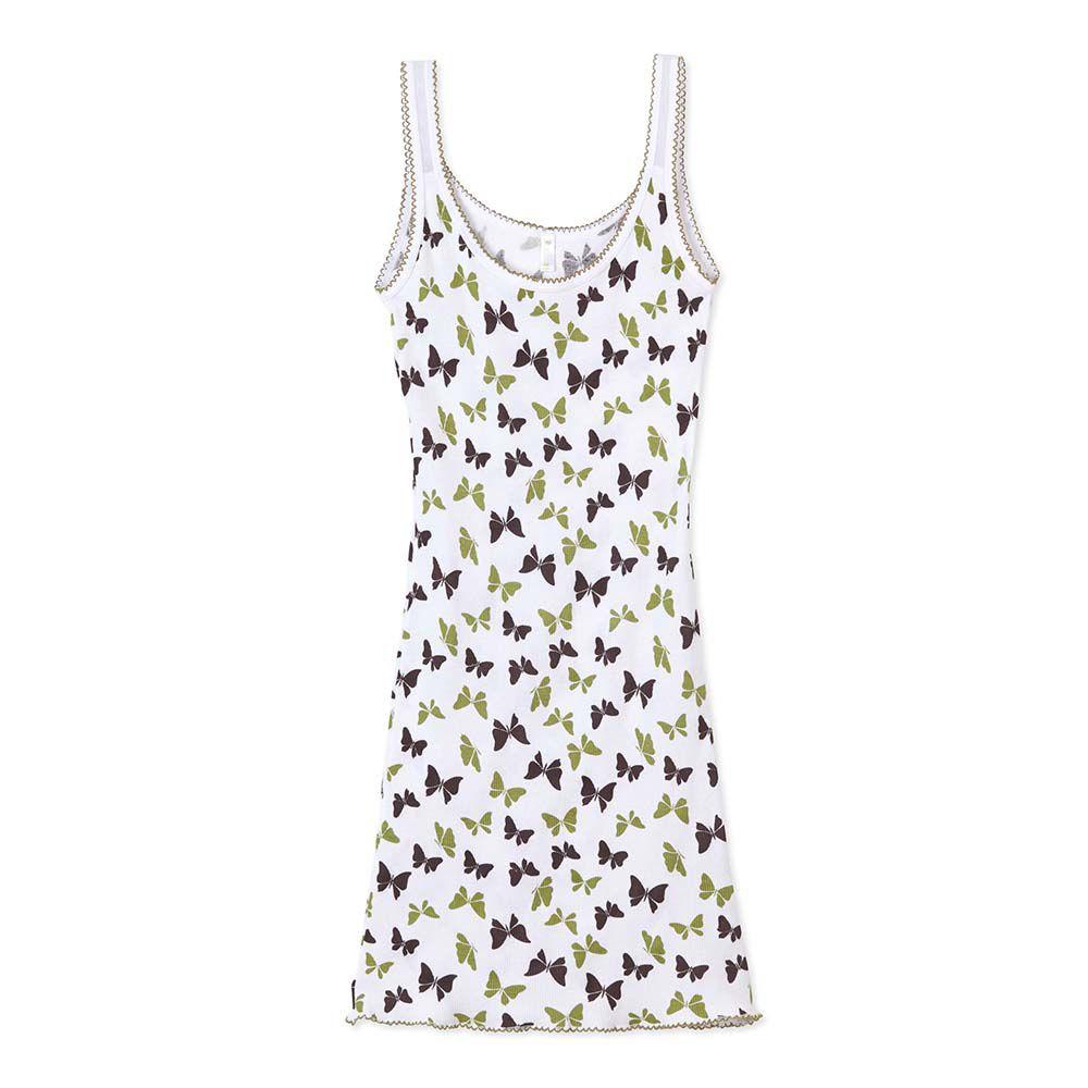 Butterfly Picot Tank Dress