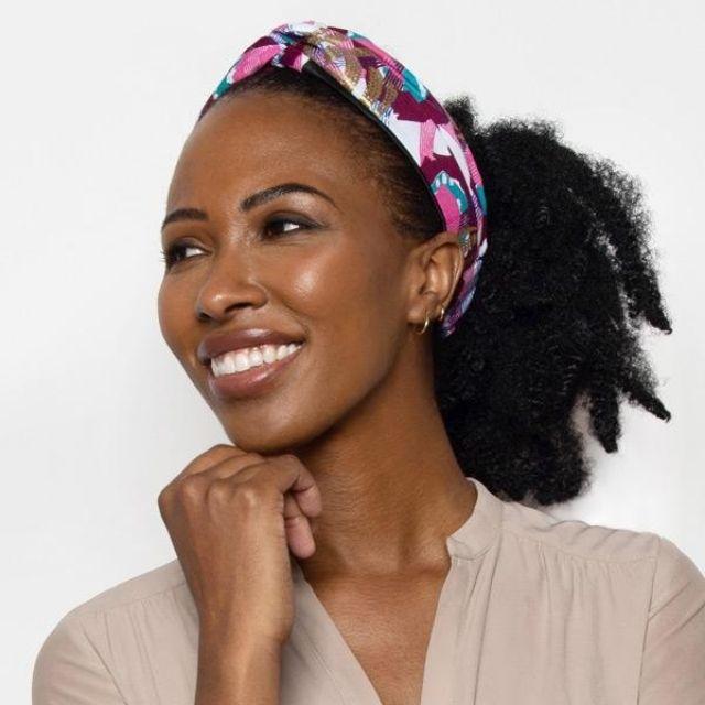 Loza Tam's Turban Headband