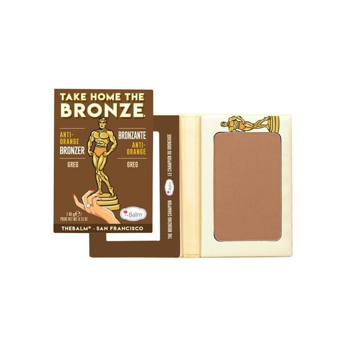 theBalm Take Home the Bronze Anti-Orange Bronzer