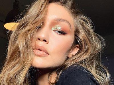 Gigi Hadid Eyebrows