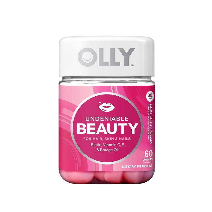 Olly Nutrition Undeniable Beauty Vitamins