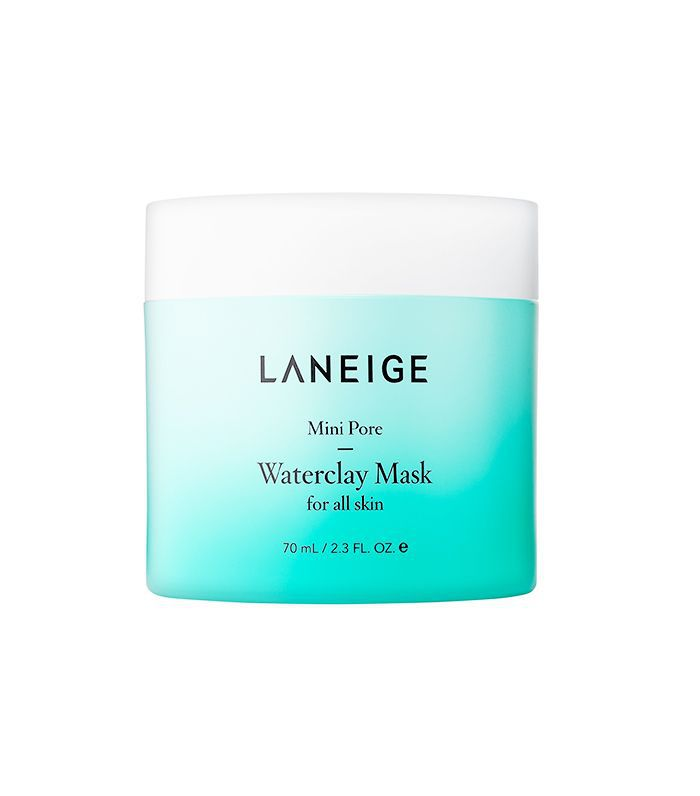 Laneige Mini Pore Waterclay Mask - best mud masks for fall
