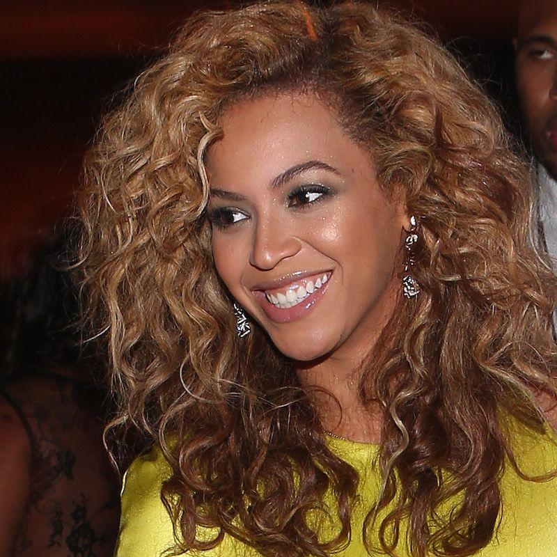 Brown Ombré Hair Beyoncé