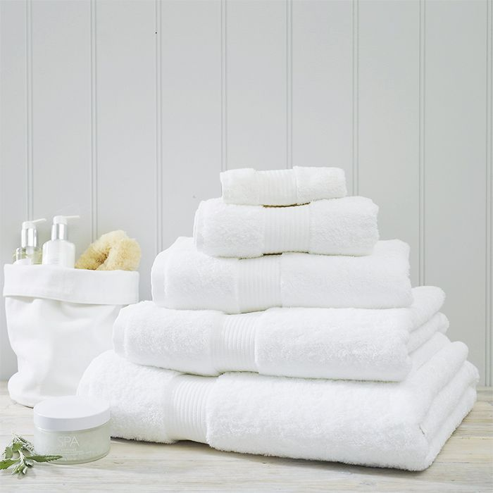How to take a bath: The White Company Luxury Egyptian Cotton Bath Sheet