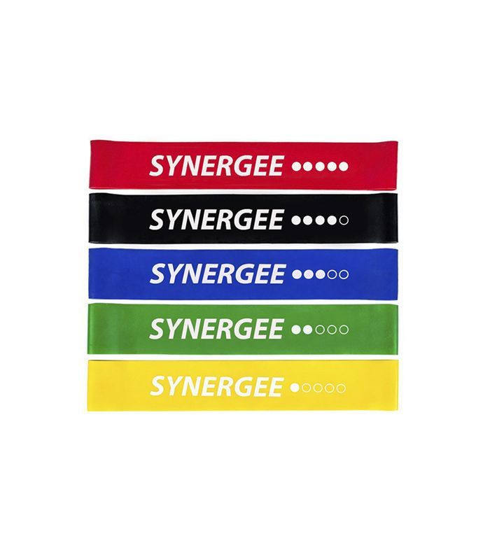 Synergee Exercise Fitness Resistance Band - home fitness equipment