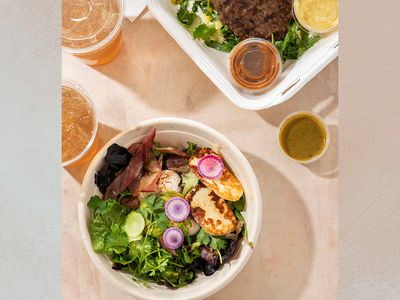 how to pick out takeout based on health goals
