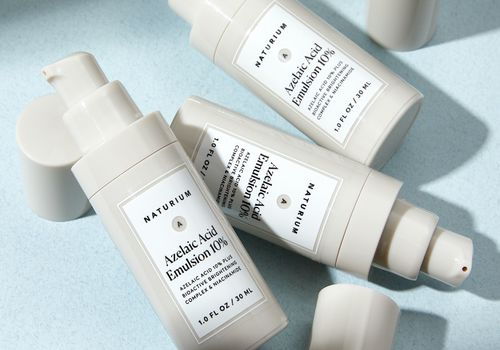 Naturium emulsion products