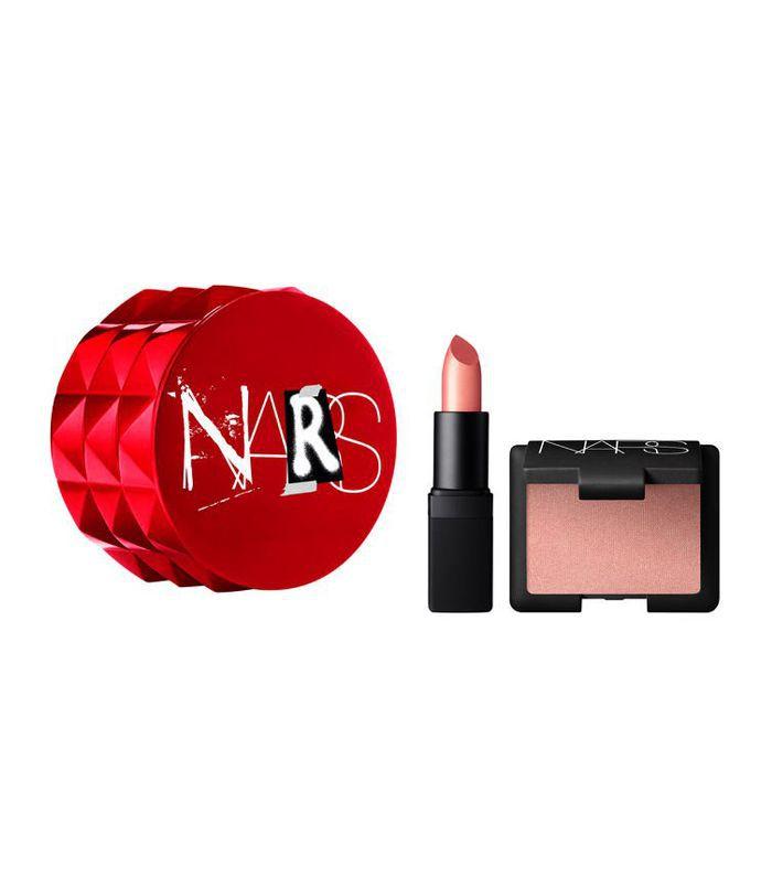 Nars Little Fetishes Mini Orgasm Blush and Lipstick