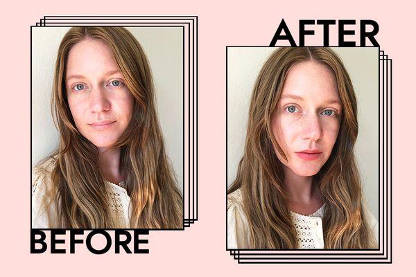 Beauty Bakerie Matte Lip Whip Results on Nicole Kliest