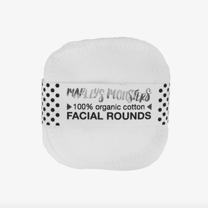Marley's Monsters Reusable Facial Rounds