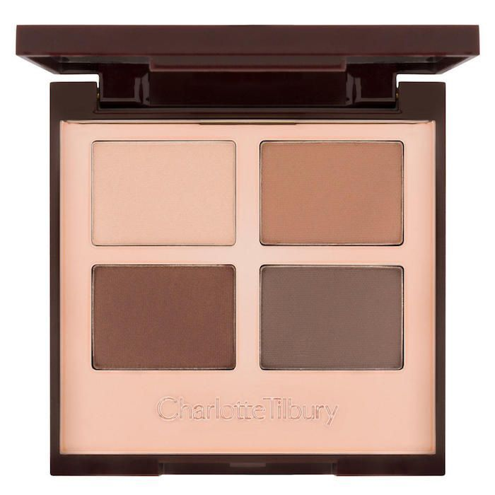 'Luxury Palette' Colour-Coded Eyeshadow Palette - The Vintage Vamp