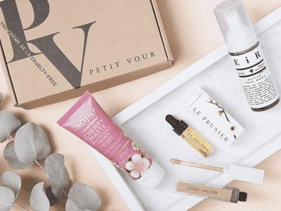 Petit Vour gift box