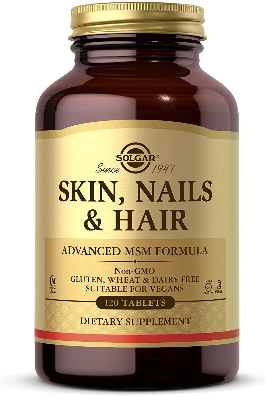 Solgar Hair Skin and Nails