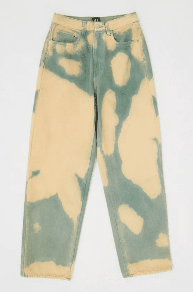 BDG High-Waisted Baggy Jeans