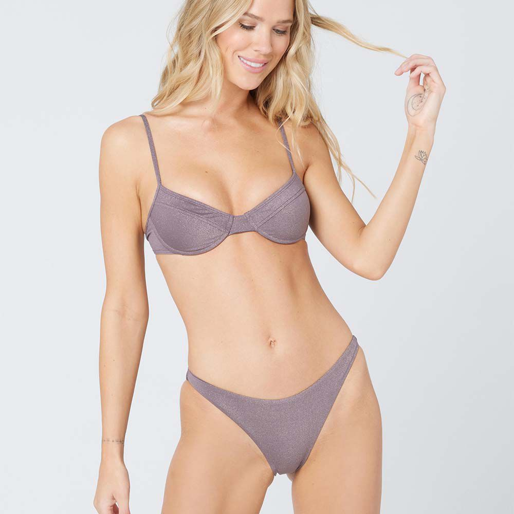 Shimmer Camacho Bikini Bottom