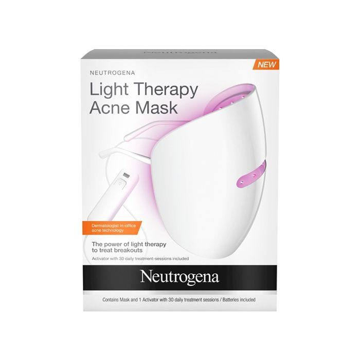 Neutrogena Light Therapy Acne Mask -