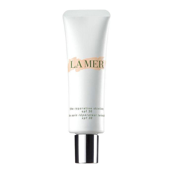 Derma roller review: La Mer The Reparative Skin Tint