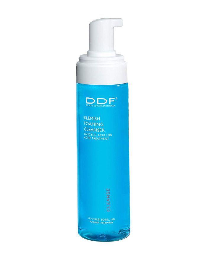 Ddf Blemish Foaming Cleanser Salicylic Acid 1.8% Acne Treatment