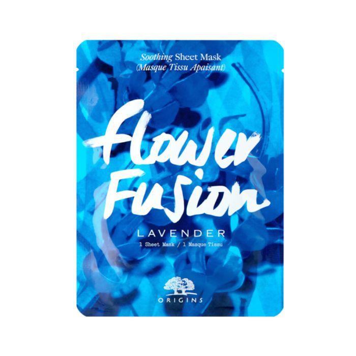 Origins Flower Fusion Hydrating Sheet Mask in Lavender