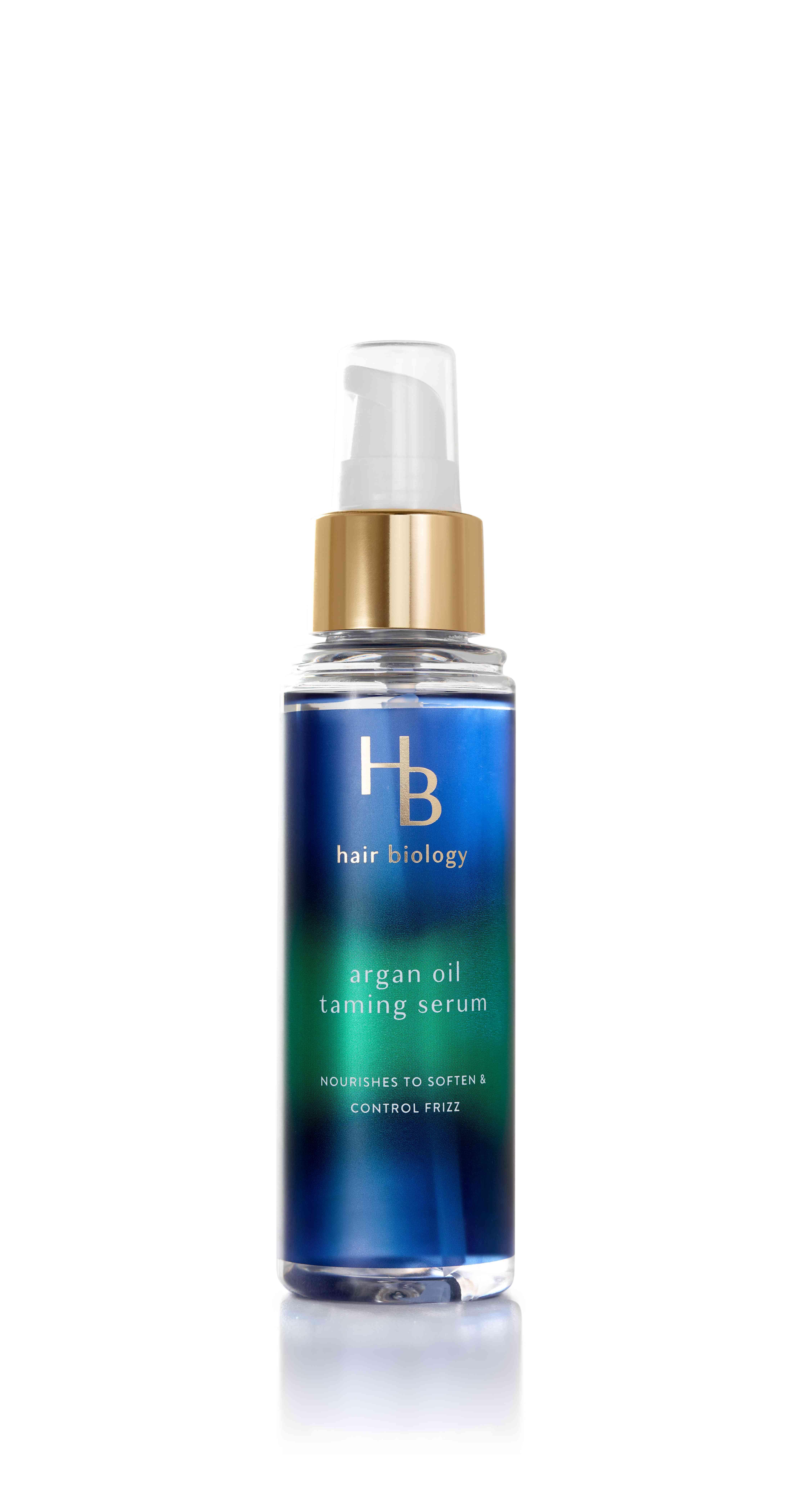 Hair Biology Argan Oil Taming Serum