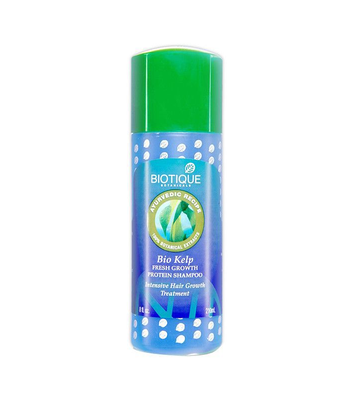 Biotique Fresh Growth Protein Shampoo