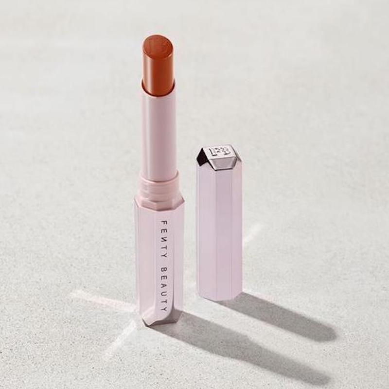 Fenty Beauty Mattemoiselle Plush Matte Lipstick in Shawty