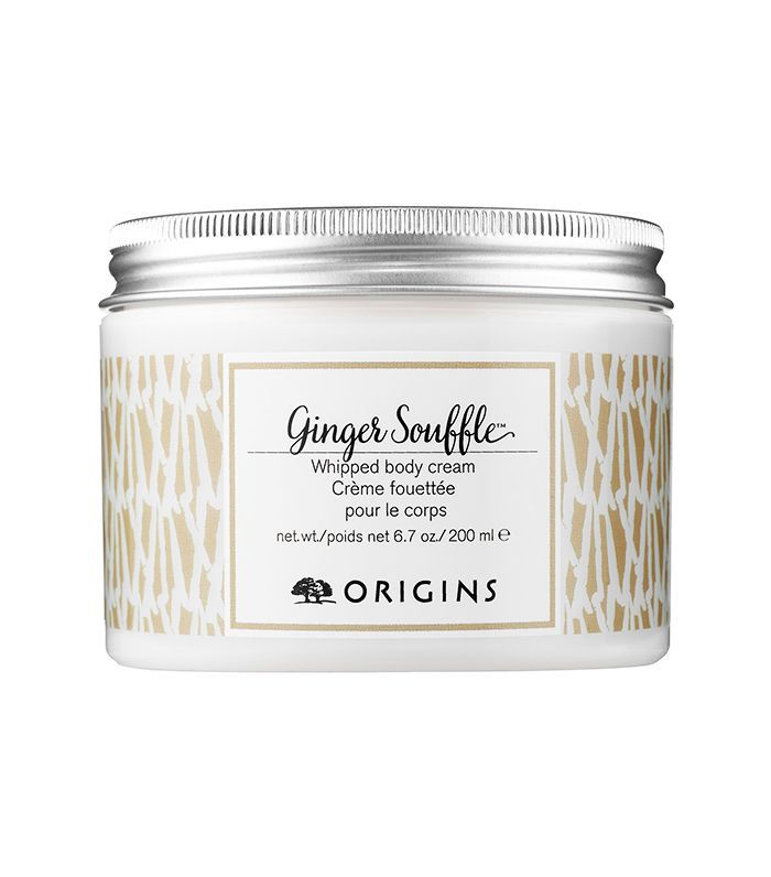 Beauty products that smell like Christmas: Origins Ginger Souffle Whipped Body Cream