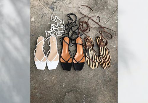 Summer Flats Brother Vellies Tyla Sandals
