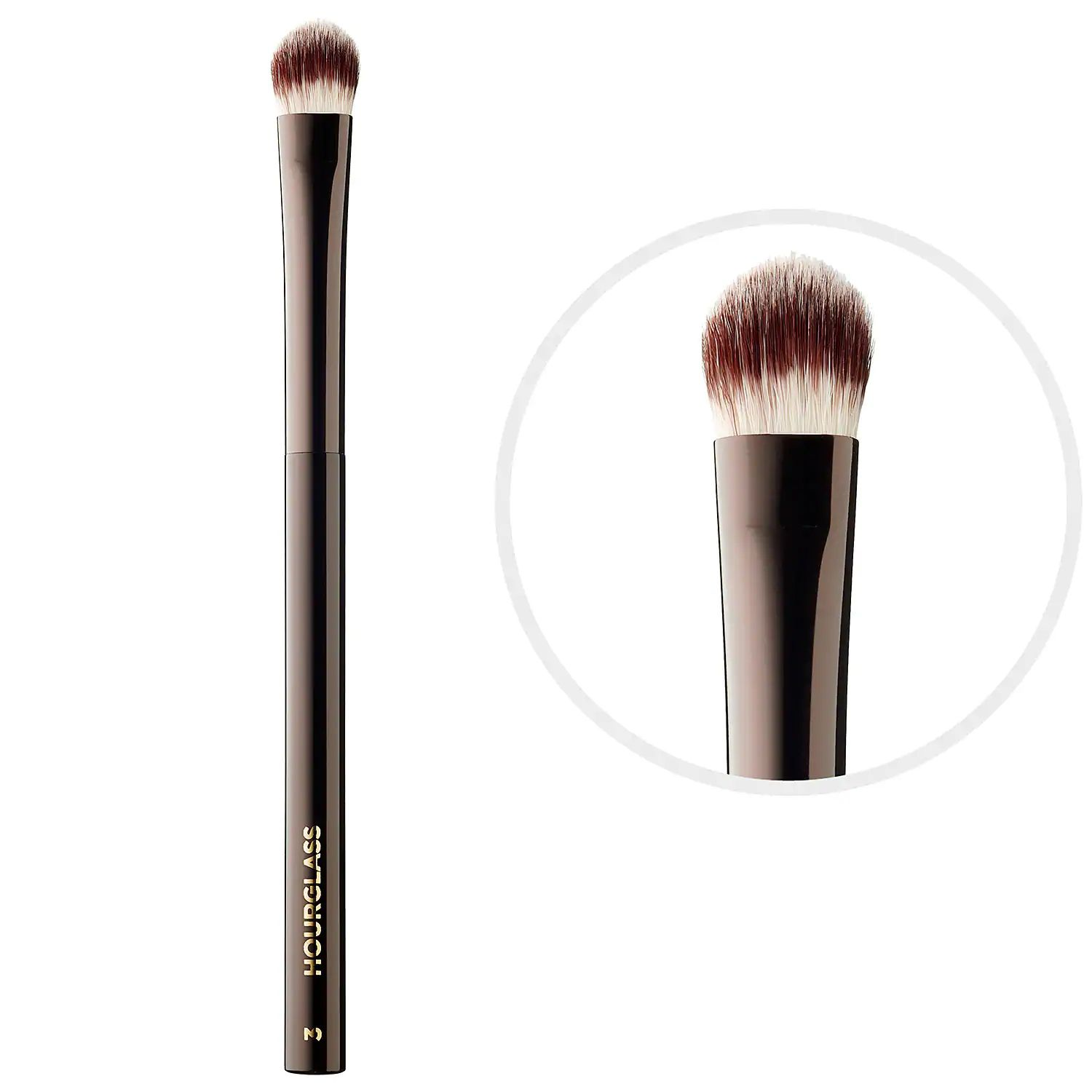 Hourglass All-Over Shadow Brush #3