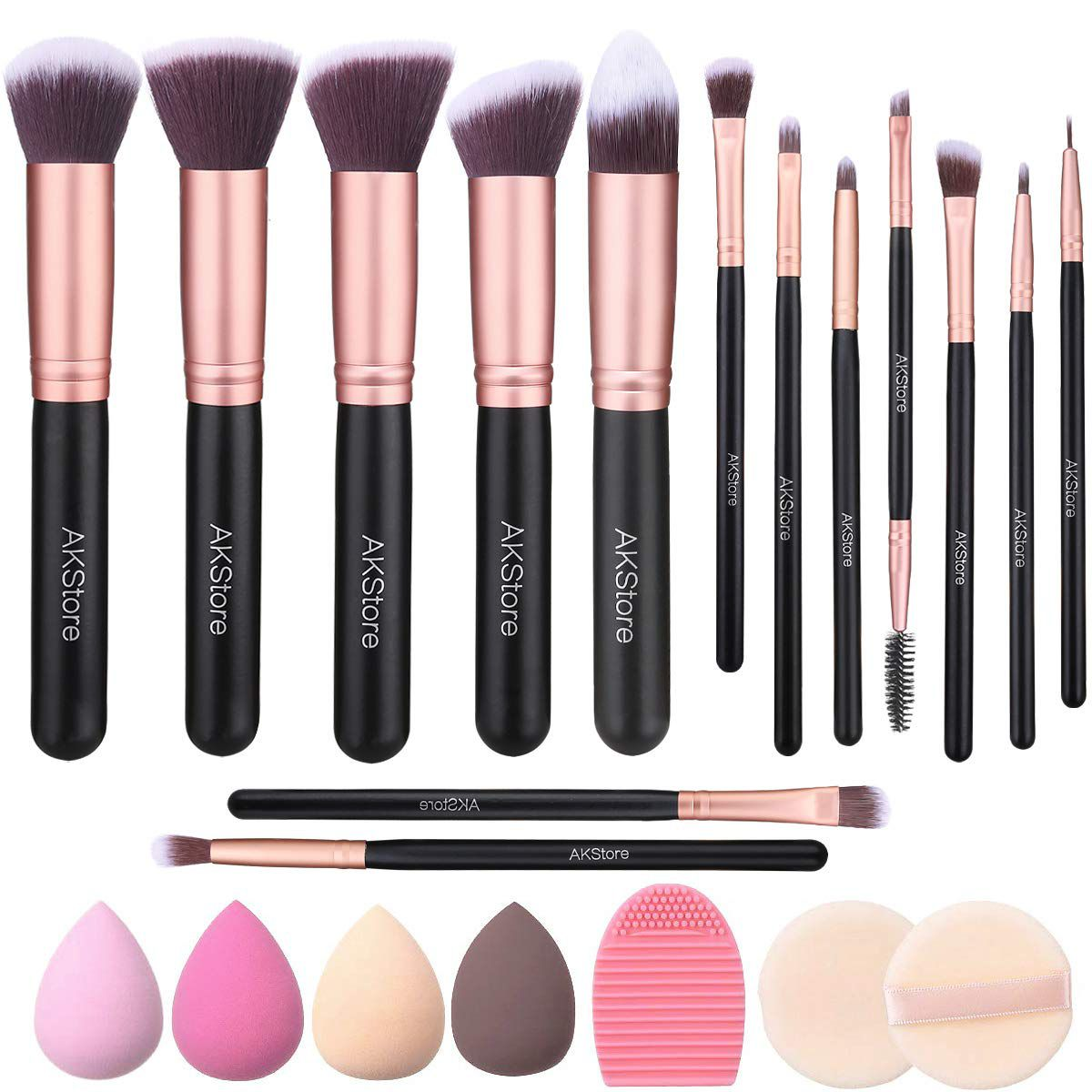 The 7 Best Cheap Makeup Brush Sets Of 2021