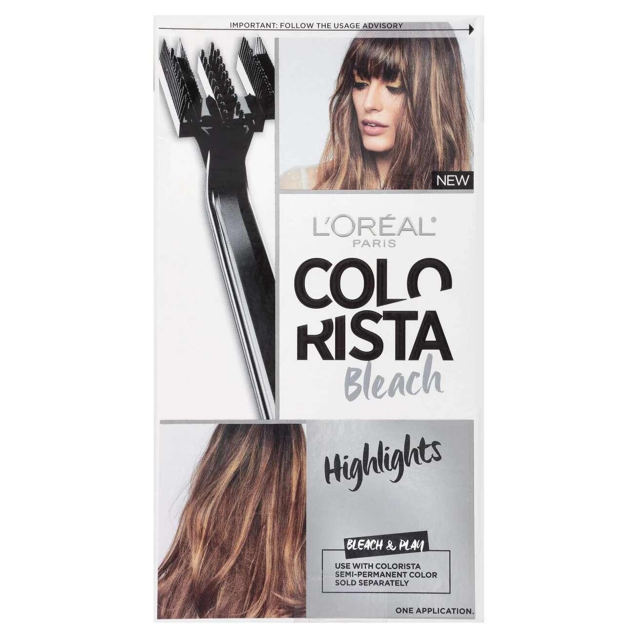 L'Oréal Paris Colorista Bleach Highlights
