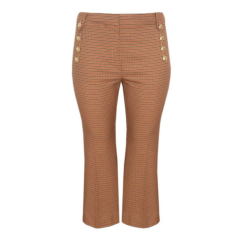 10 Crosby Carinna Cropped Flares