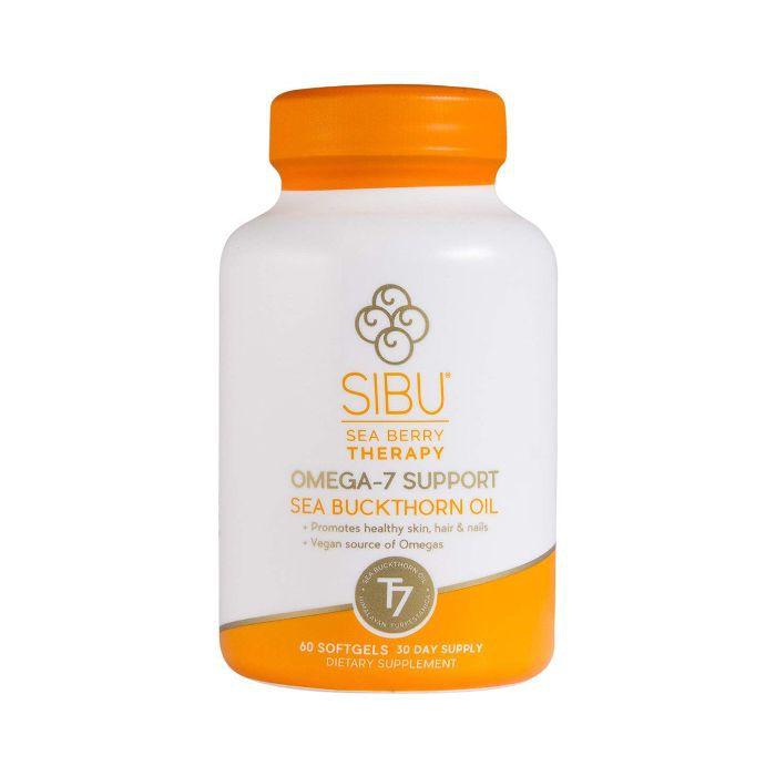 Omega 7 Support Soft Gels