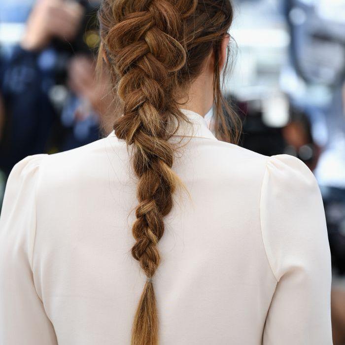 25 Easy Updos For Long Hair