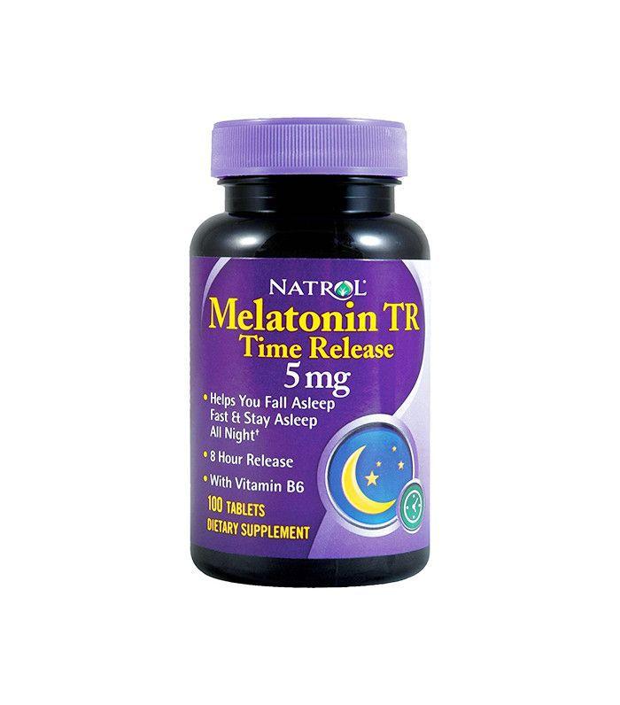 melatonin sleep supplement